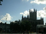 Bath: Abbey Silhouette