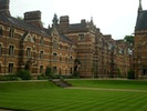Oxford: Keble Hall